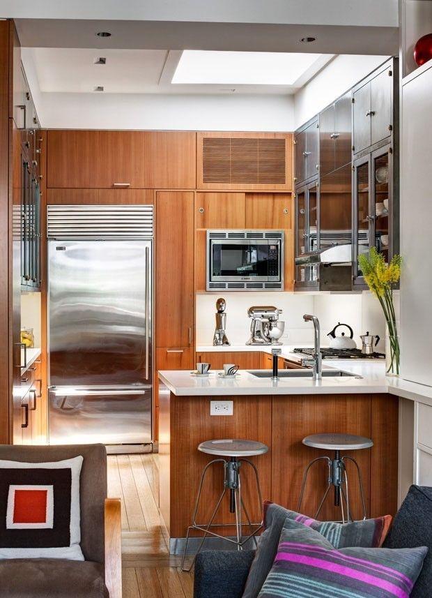 Dise o de cocinas americanas blogs de l nea 3 cocinas - Cocinas americanas fotos ...