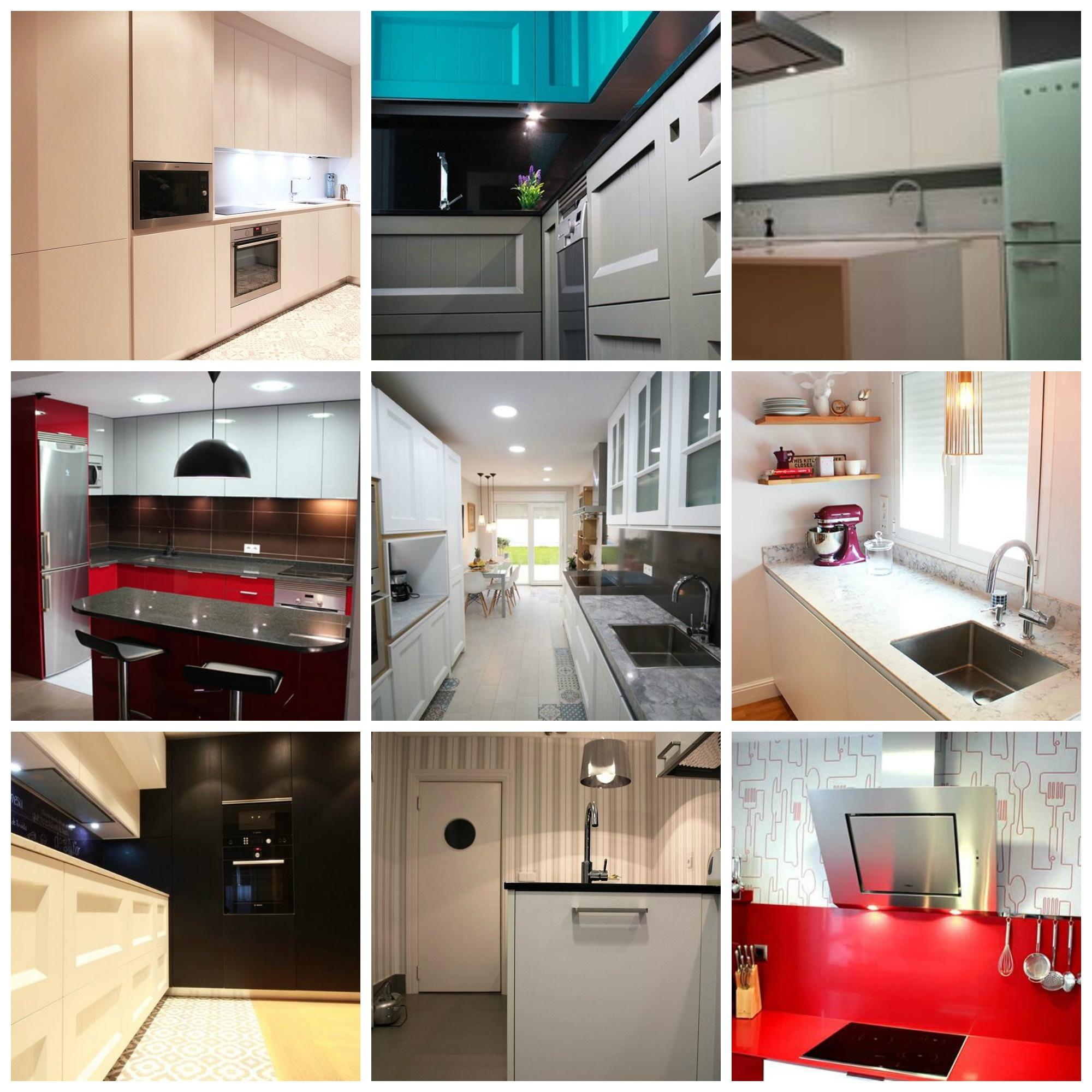PRESUPUESTOS DE COCINAS EN MADRID - Blogs de Línea 3 Cocinas, Diseño ...