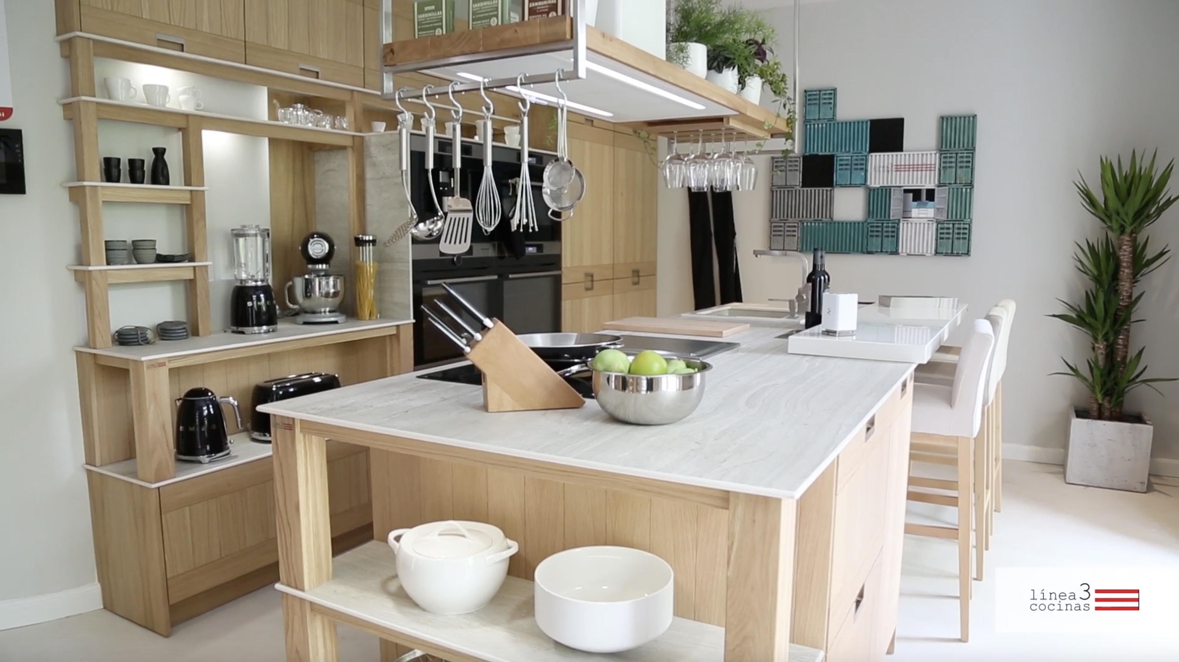 Dise o de cocinas en madrid reforma de cocinas cocinas - Reforma de cocinas ...