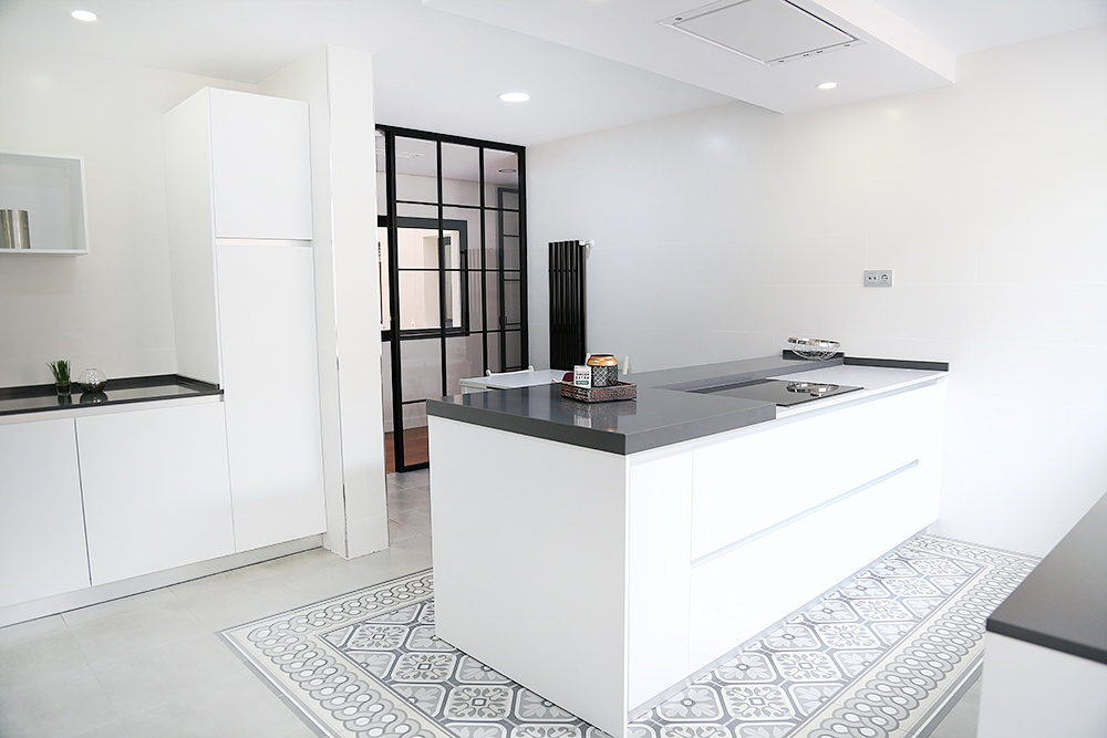 Cocina Blanca Precio – Gormondo.com