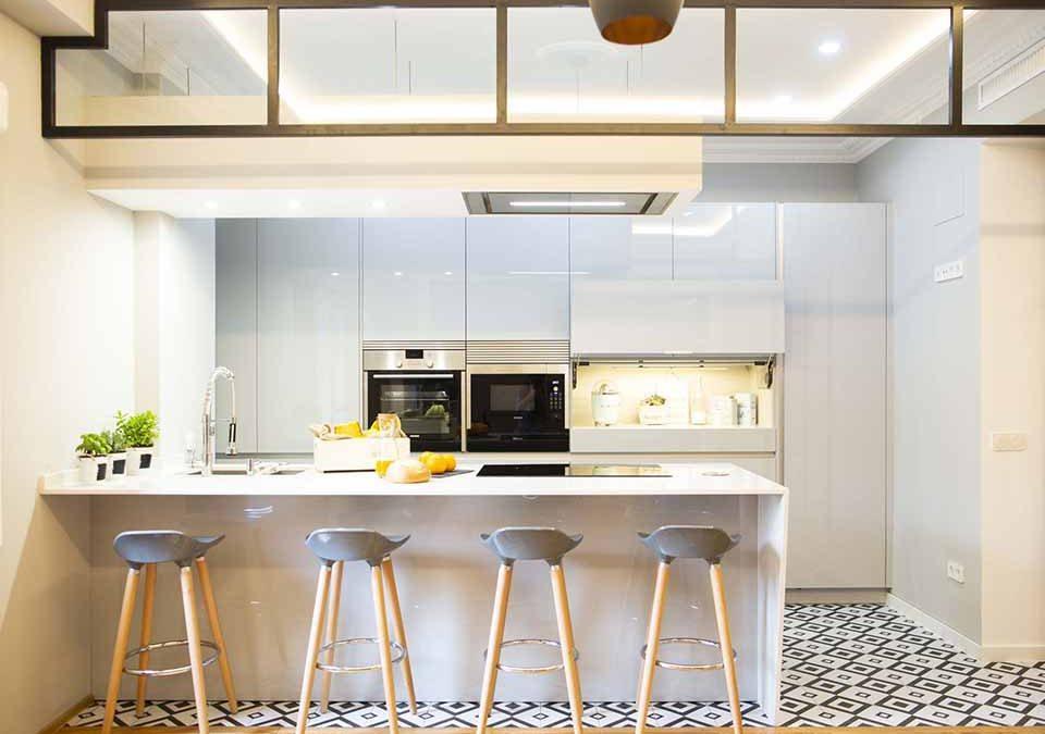 Cocinas de concepto abierto, ¿si o no?