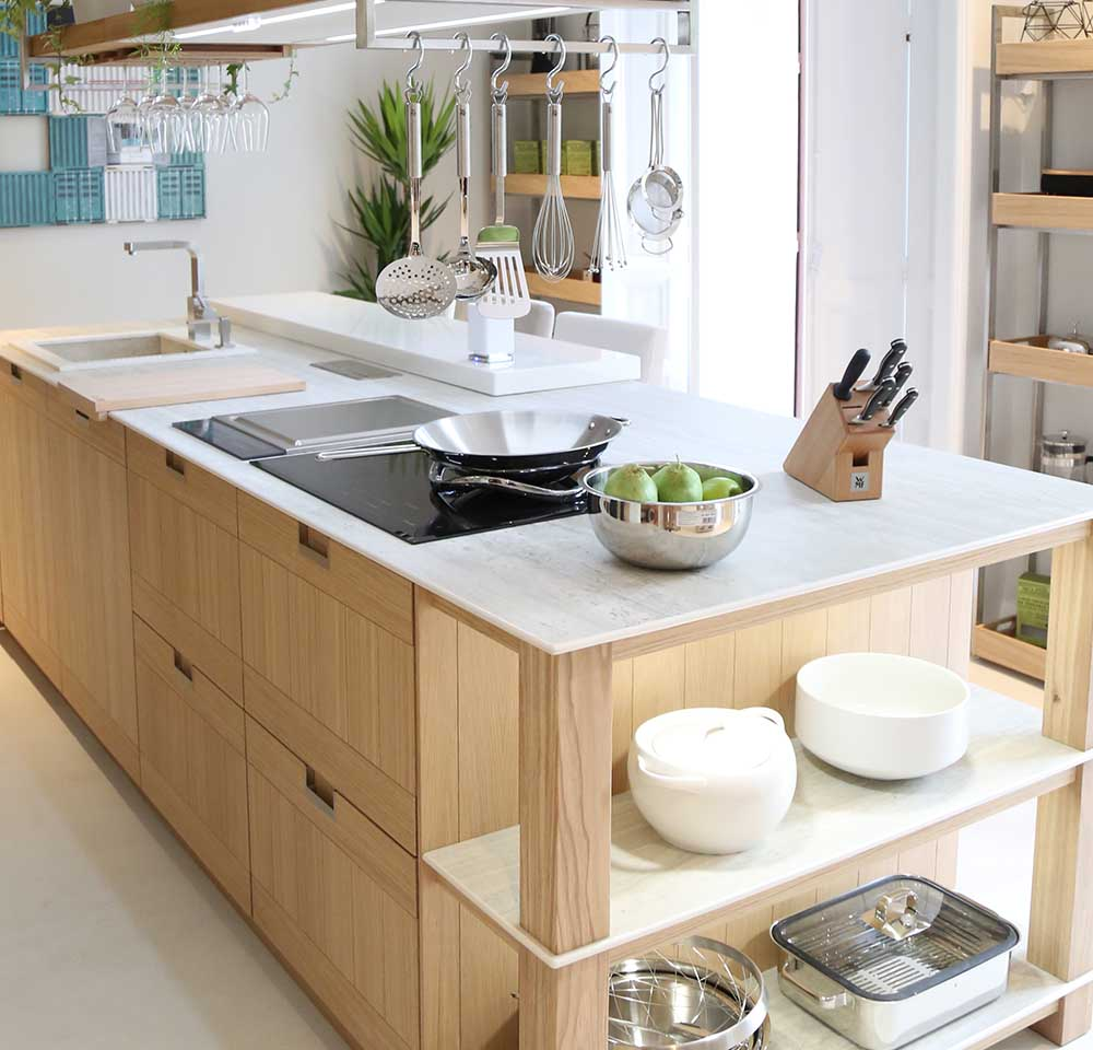 Dise o de cocinas en madrid l nea 3 cocinas - Linea 3 cocinas ...