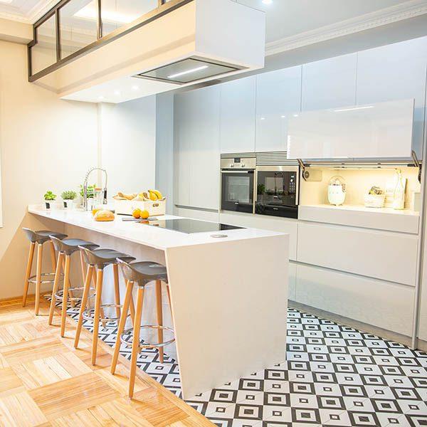 ¡Cocina moderna y espaciosa!