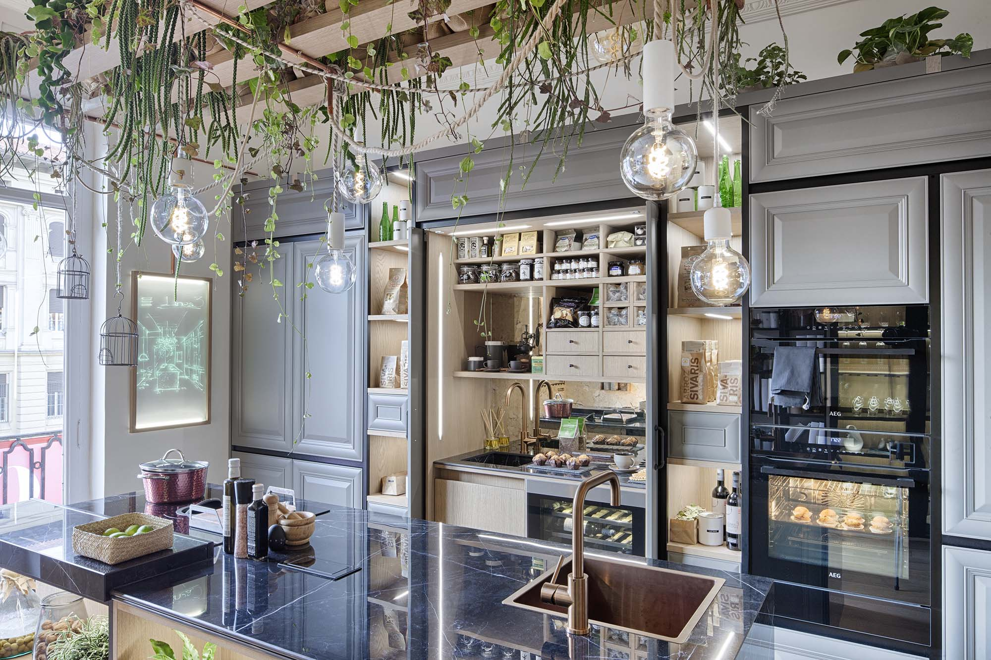 Casa decor 2019 l nea 3 cocinas vuelve a ser premiada con - Linea 3 cocinas ...