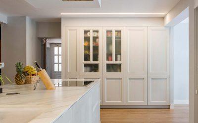 Diseño e interiorismo en cocinas actuales