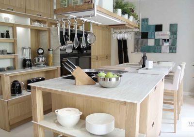 Línea 3 Cocinas Montaje Casa Decor 2017