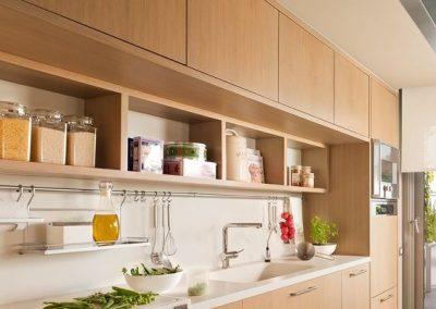 Línea 3 Cocinas Ideas Organización