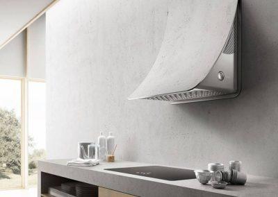 Línea 3 Cocinas Campana con Recirculación de aire