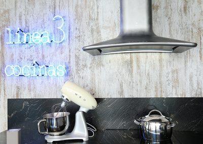 Línea 3 Cocinas Cocina Industrial