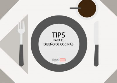 Línea 3 Cocinas Tips