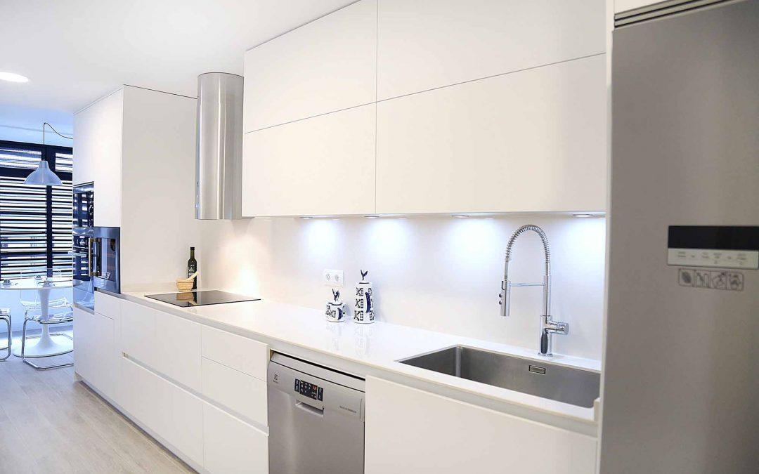 Nuevas soluciones y tendencias en el diseño de cocinas del gusto de nuestros clientes