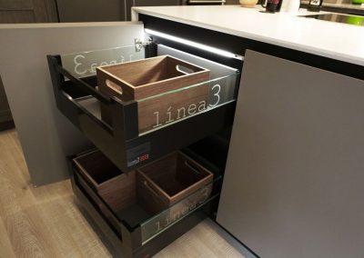 Línea 3 Cocinas Muebles de Cocina