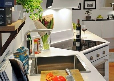 Línea 3 Cocinas Electrodomésticos Inteligentes