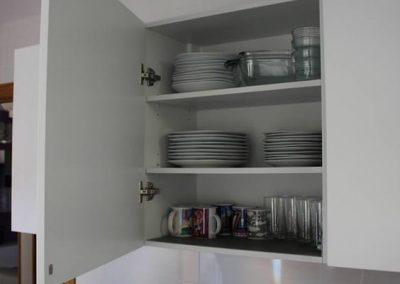 Línea 3 Cocinas Dónde Guardar la Vajilla