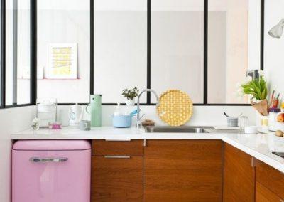 Línea 3 Cocinas Separar la cocina