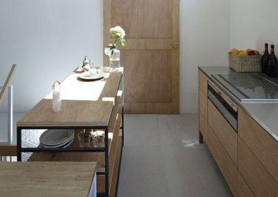 Línea 3 Cocinas Inspiración Natural