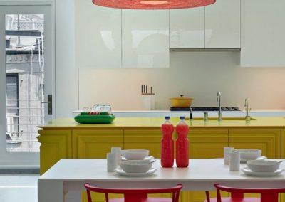 Línea 3 Cocinas Colores de la Primavera