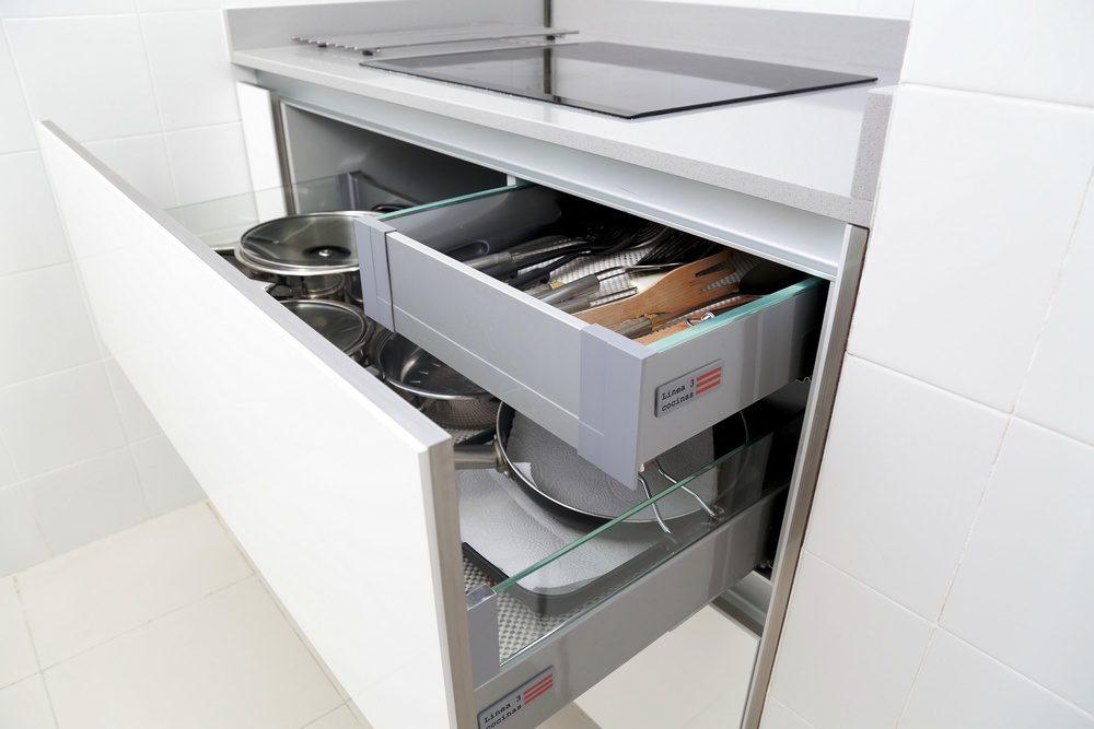 Muebles para el diseño de una cocina en Madrid