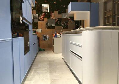 Línea 3 Cocinas Casa Decor Fotos