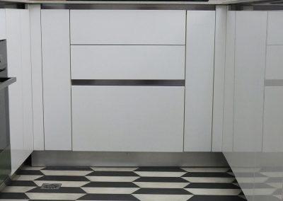 Línea 3 Cocinas Ideas para el suelo