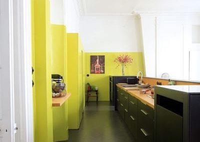 Línea 3 Cocinas Color en Las Paredes