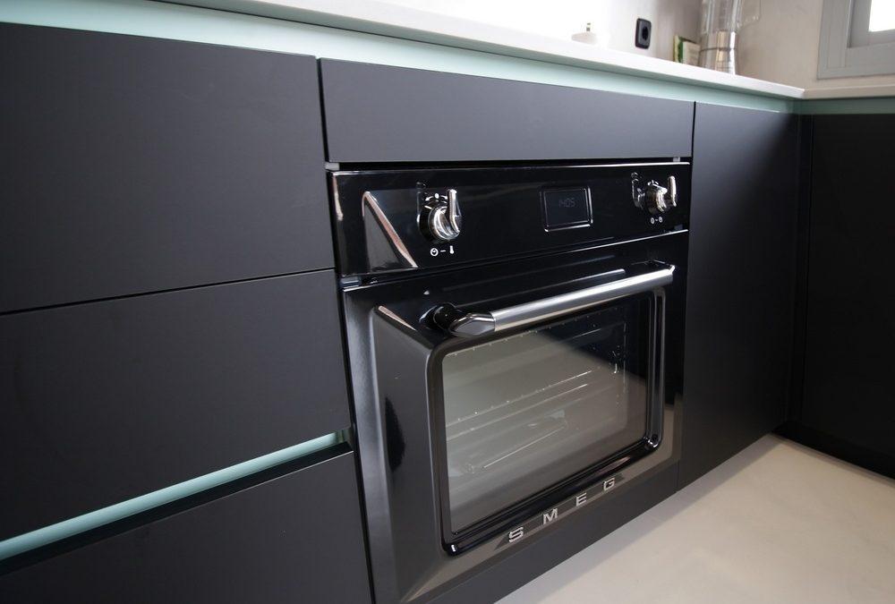 Electrodomésticos a la medida de la cocina