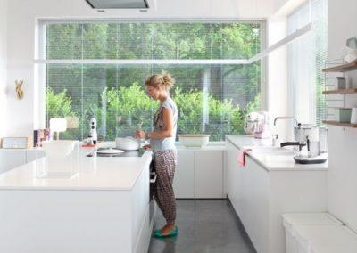 Línea 3 Cocinas Medidas de los muebles bajos