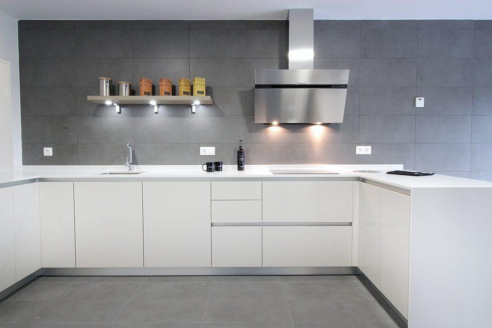 Cómo iluminamos las cocinas en Madrid