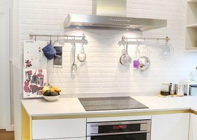 Línea 3 Cocinas Cocina Pequeña