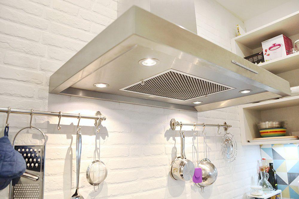 Aprovecha el espacio en tu pequeña cocina