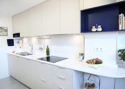 Línea 3 Cocinas Color Favorito en Muebles