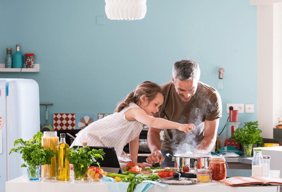 Reforma tu cocina para que sea sostenible y eficiente