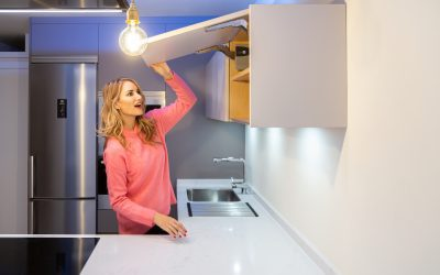 ¡Alba Carrillo nos enseña su nueva cocina!