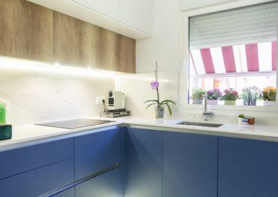 cocina azul distribucion en L_4