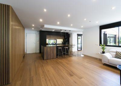 cocina moderna abierta al salon con isla-3