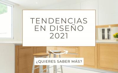 Las 5 Tendencias en DISEÑO de COCINAS en 2021