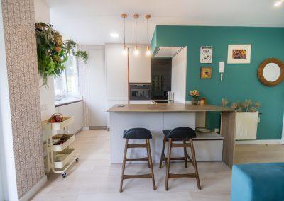 Reforma de cocina abierta al salón_41