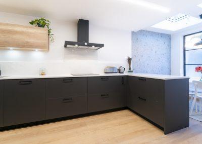 cocina moderna en L con peninsula (4)
