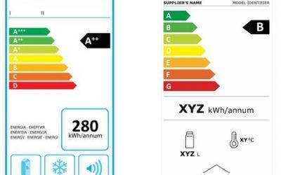 Nueva etiqueta energética ¿Qué es?